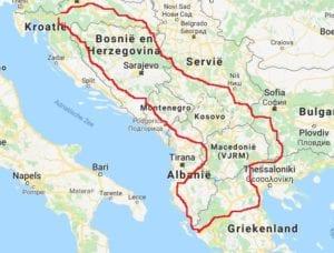Big Balkan deel I – 16 mei t/m 1 juni 2019